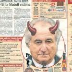 Madoff - Devil